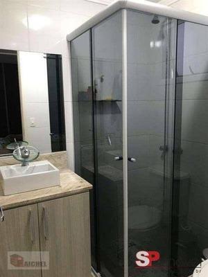 Apartamento Com 3 Dormitórios À Venda, 84 M² Por R$ 474.000 - Parque São Lucas - São Paulo/sp - Ap1642