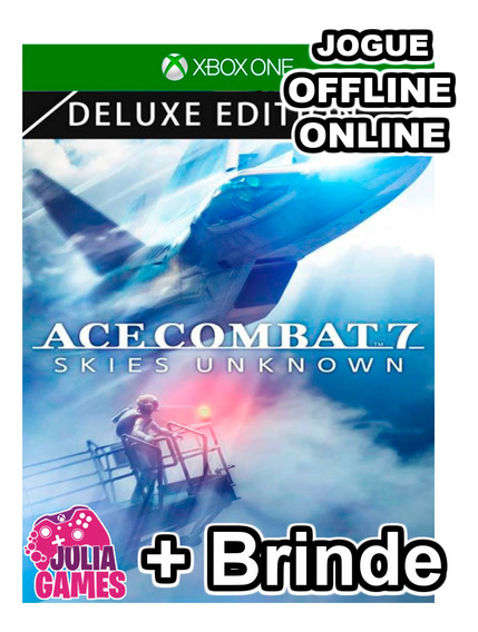 Ace Combat 7 Deluxe Edition Xbox One Digital + Brinde