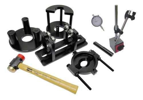 Alinhador Montador E Desmontador - Moto Oficina  - Galmar