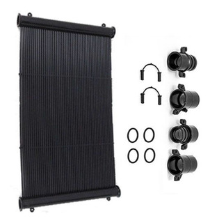 Kit Conectores P Climatización Solar De Piletas - Kit Teksol