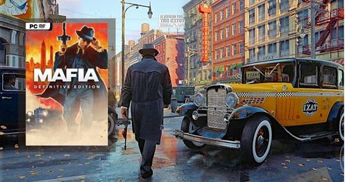 Mafia: Definitive Edition Pc (mejor Precio).