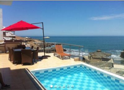 Alquiler Y Venta De Casa De Playa Más Dpto Puerto Fiel