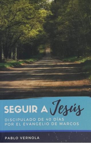 Imagen 1 de 3 de Escuela Biblica Seguir A Jesús Discipulado Evangelio Marcos