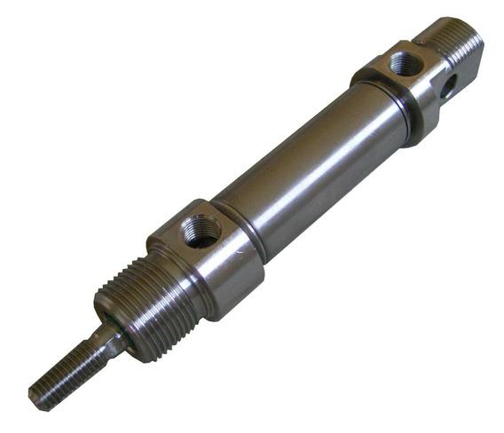 Micro Cilindro Pneumatico Reflake 10 Psi Iso 6432 Aço Inox