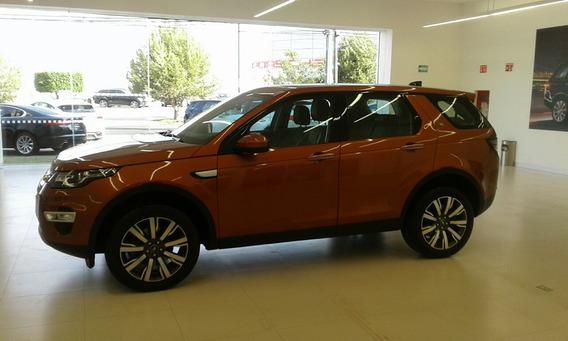 Land Rover Discovery Sport 2.0 Hs Luxuryt Factura Como Nuevo
