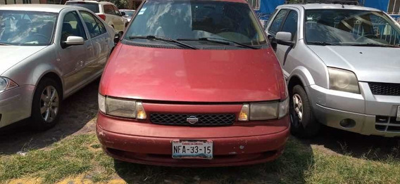 Nissan Quest 1997 3.0 Gxe Piel Abs At 3p