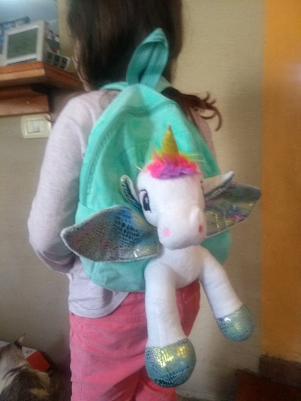 Mochila Infantil Unicornio