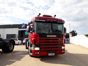 Scania P340 4x2 Toco 2008= P 340 P114 P94 08