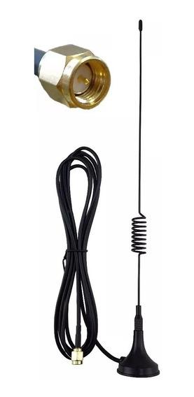 Antena Gsm Gprs Celular Sma 7 Dbi Pronta Entrega