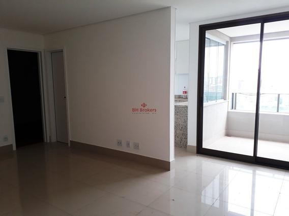 Apartamento - Vila Da Serra - Ref: 18601 - V-bhb18601