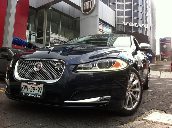 Jaguar Xf Luxury 2.0t