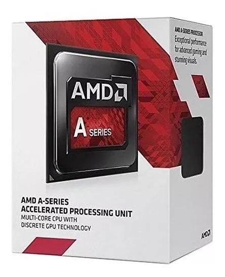 Processador Amd A6 7480 3.8ghz 1mb Radeon R5 Fm2+ 65w