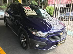 Chevrolet Onix Activ 1.4 Flex 4p Automático 2018