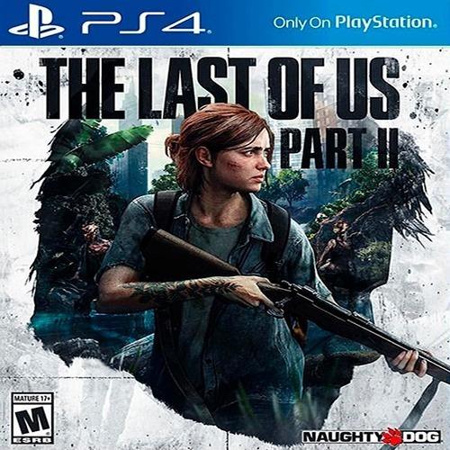 The Last Of Us Parte 2 Dublado Ps4-1 Dg