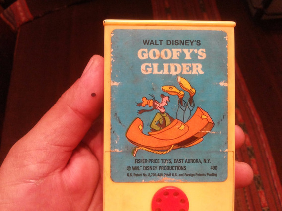 Antiguo Cassette Pelicula Proyector Walt Disneys Goofys