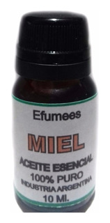 Aceite Esencial Miel 10 Ml - Aromaterapia