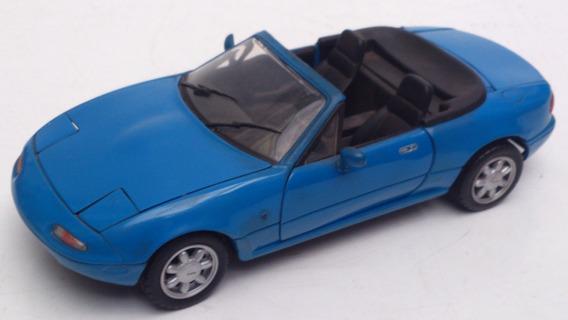 Kyosho 1:18 Miniatura Carrinho Mazda Mx-5 Miata Roadster