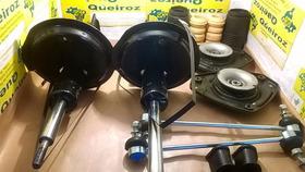 Amortecedores Dianteiro+kit Batentes+peças Marea 20 E 24 Val