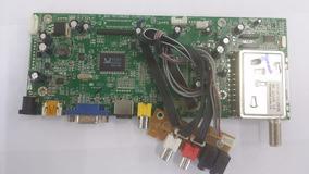 Placa Principal Tv Cce Tl 800 - Tl800 || Hdmi - 1107296502