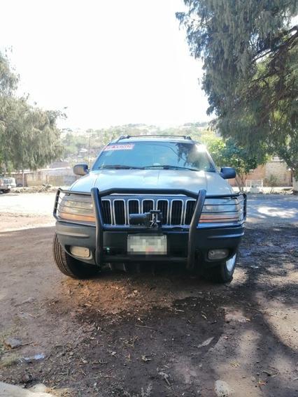 Jeep Grand Cherokee 4.0 Limited 4x2 Mt