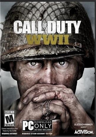 Call Of Duty Ww2 Pc - Chave Original Steam