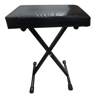 Banqueta Para Piano Teclado Organo Plegable Pro Stands