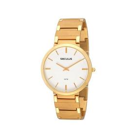 Relógio Feminino Seculus 24214gpseda1