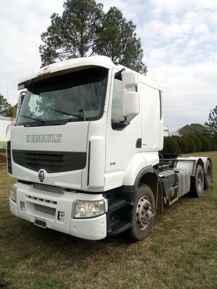 Renault Premium 380 Dxi 6x2t - Año 2009
