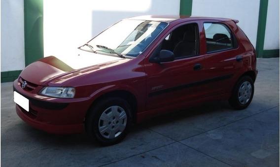 Chevrolet Celta 1.0 Spirit Vhc Vermelho 8v Flex 4p 2006