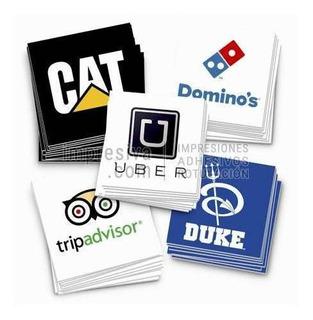 Stickers Baratos Con El Diseño O La Publicidad Que Quieras