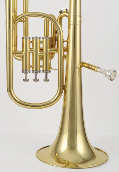 Eufonio Soprano Geny Alto Eb C/estuche Knight Jbah1300