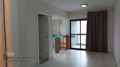 Imagem 1 de 21 de Apartamento Com 1 Dormitório À Venda, 50 M² Por R$ 450.000,00 - Cambuí - Campinas/sp - Ap1718