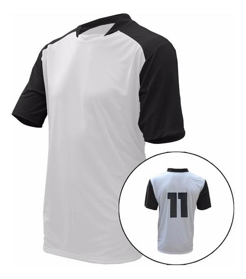 Camisa De Futebol Personalizada Jogo 10 Pcs
