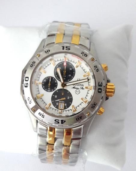 Relógio Bulova Marine Star Wb30506b