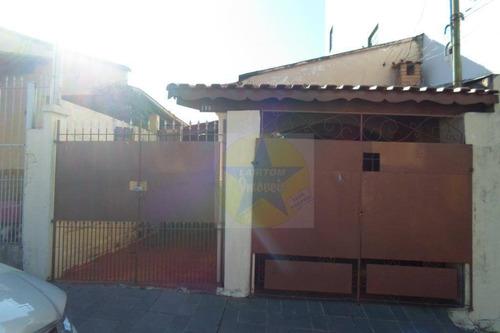 Casa Residencial À Venda, Alvinópolis, Atibaia. - Ca1592
