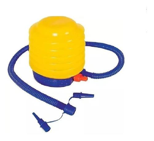 Imagem 1 de 6 de Bomba Inflador Para Encher Boia Piscina Bola Pilates