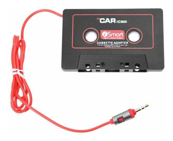 Car Audio Sistemas Stereo Cassette Tape Adapter Mobile Phone