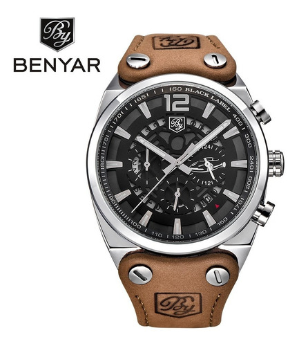 Relogio Benyar Edition Motorcycle Watch By5112