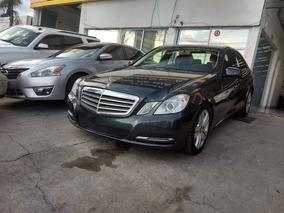 Mercedes Benz Clase E 1.8 200 Cgi Exclusive Mt