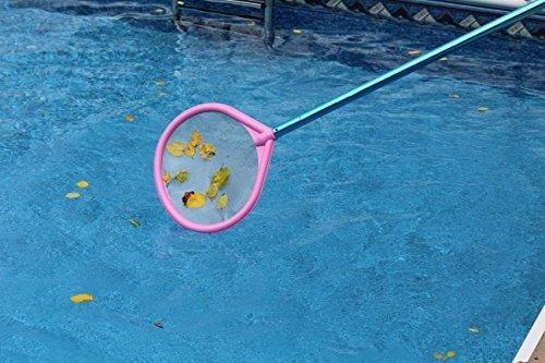 Pool Netr Pnpk007 Heavy Duty Pool Net Con Pantalla De Acero
