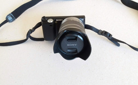 Mirrorless Sony Nex 5