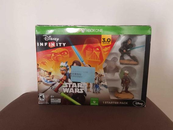 Jogo Xbox One Disney Infinity 3.0 - Em Estoque Mídia Física