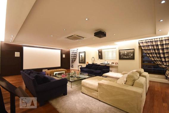 Apartamento No 3º Andar Com 3 Dormitórios E 6 Garagens - Id: 892960902 - 260902