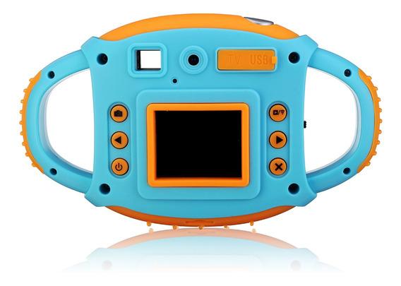 1.77 Hd 1080 P Câmera Digital Crianças Mini Câmera Multifunç