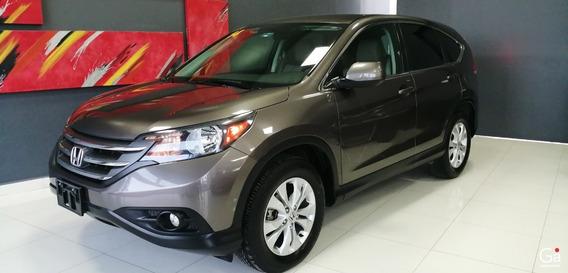 Honda Cr-v Ex Premium 2014 Aut
