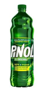 Multilimpiador Desinfectante Pinol 828ml