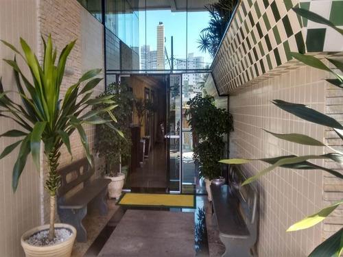 Apartamento, 2 Dorms Com 79 M² - Campo Da Aviacao - Praia Grande - Ref.: Pr1576 - Pr1576