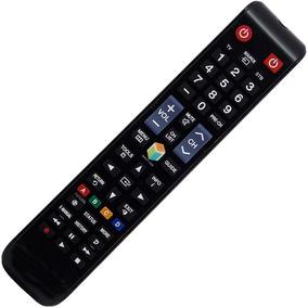 Controle R.tv Lcd/led Samsung Smart Tv Função 3d/futebol
