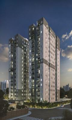 Apartamento Em Vila São João, Guarulhos/sp De 34m² 2 Quartos À Venda Por R$ 165.000,00 - Ap254750