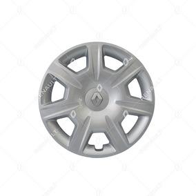 Jogo De Calotas Renault Sandero Aro 15 Fuego 403151862r